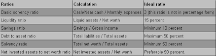Asset Net Worth Are You Financially Healthy Rediff Com Get Ahead