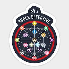 Super Effective Chart Super Effective Chart