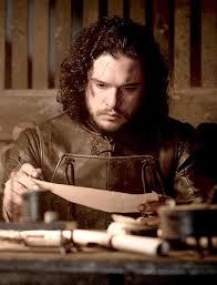 S5E10 Jon Snow Letter