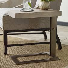 American Drew Coffee Table American Drew Ad Modern Classics Blaine Chairside Table With