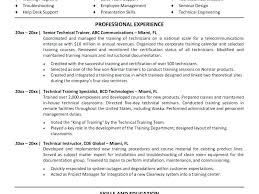 Technical Trainer Resume Sales Trainer Resume Download Sales Trainer Resume Sample Corporate