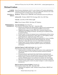 Server Administrator Resume Format Nmdnconference Com Example