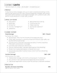 Retail Resume Examples Magnificent Retail Store Resume Sample Retail Store Manager Resume Sample