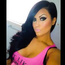 beautiful hair flawless makeup by krystle couso jerseylicious makeup artist bro ho hair makeup makeup and hair