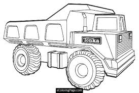 Small Picture Dump Truck Coloring Pages Bebo Pandco