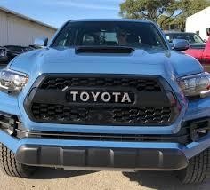2018 Cavalry Blue TRD PRO Tacoma | Page 3 | Tacoma World