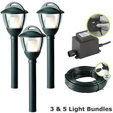 techmar laurus garden post light kit