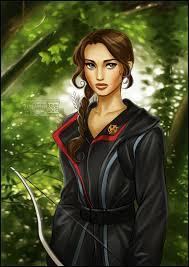 katniss everdeen by daekazu