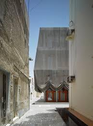 office facades. Bahrainer Schleier - Zentrum Für Traditionelle Musik Von Office Kersten Geers David Van Severen Facades D