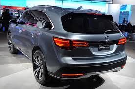 2018 acura mdx sport hybrid. simple acura 2018 acura mdx rear inside acura mdx sport hybrid