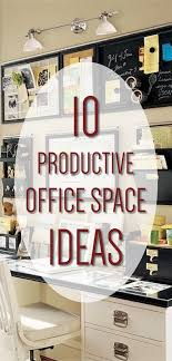 organized home office. 10 Productive Office Space Ideas - Dream Home Looks You Will Want To Steal Organized