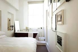 modern bedroom with bathroom. Bedroom With Bathroom Space Saving Ideas For Modern Design Attached Layout . O