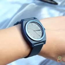 <b>Часы Nixon Time</b> Teller STEEL BLUE ANO
