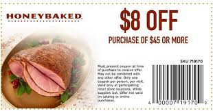 honey baked ham coupons. Exellent Coupons With Honey Baked Ham Coupons O