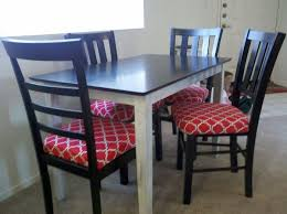 dining room chair pads and cushions best spray paint for wood furniture check more