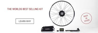 the worlds best electric bike conversion kit