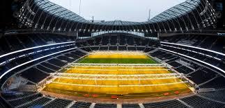 Wembley Stadium Capacity Reduced To 51 000 For Tottenham