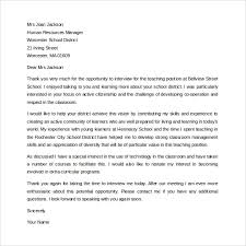 teacher appreciation letter from principal thank you letter to teacher 11 download free documents in pdf word