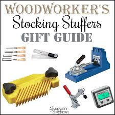 gift ideas for the woodworker