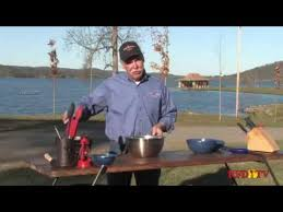 Learn How to Cook Outdoors with Johnny Nix Mondays at 4 pm ET on ...