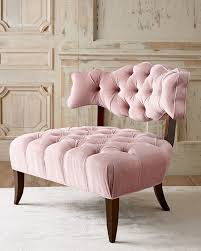 this chair is very georgian inspired because it is a pale colour which was super por then