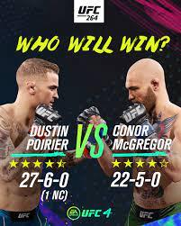 EA SPORTS UFC - Fotos