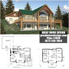insulated concrete block house plans lovely icf mountain house plan 2059 toll free 877 238 7056