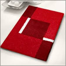 barbwire redquot bath kitchen runner rug quot