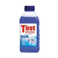 <b>Очиститель</b> для <b>стиральных</b> машин Tiret, 250 мл   Магнит Косметик