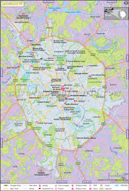 moscow map  city map of moscow russia