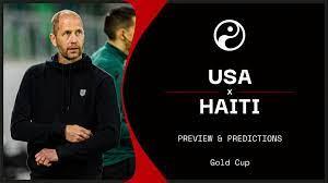 USA vs Haiti live stream, predictions ...