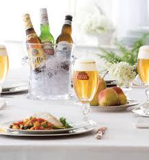 Pasangan Bir dan Makanan Belgia: Stella Artois, Leffe dan Hoegaarden