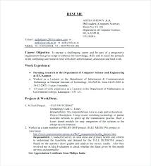 Student Resume Format Stunning Resume Format For Mechanical Engineers Doc Sample Fresher Software