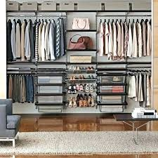 wall mounted closet organizer wall closet wall units wall unit closet system closet organizer home depot