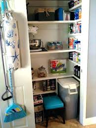 turn closet into pantry turning a from coat