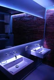 stylish bathroom lighting. Led Bathroom Lighting Ideas Stylish Best Images About For Bathrooms