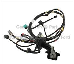 new oem left side front door panel wiring harness 2007 2008 ford 2010 F150 Rear Door Wiring Harness 7l3z14631ca right rear door wiring harness 2010 ford f150