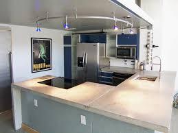 concrete kitchen countertop options