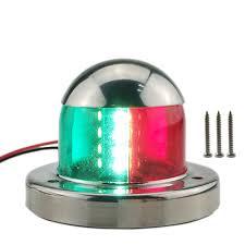 Portable Navigation Lights For Small Boats