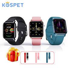 <b>Kospet GTO Smart</b> Watch 31 Sport Modes Blood Pressure Heart ...