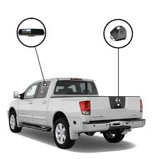 RVS-718521 | Backup Camera System For Nissan Titan | Rear View Safety