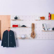 Pegboard Storage Organizer Ideas