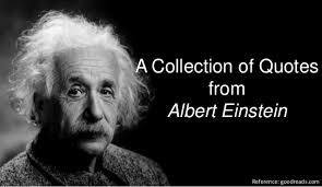 Einstein Quotes Delectable A Collection Of Quotes From Albert Einstein