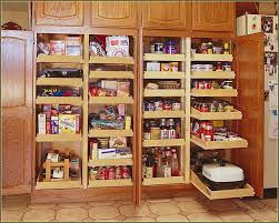 77 great showy built in pantry kitchen cabinet made of wood brown finished having several natural wooden pull out storage drawers as well diy also unit