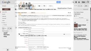 Using Online Volunteer Application Forms - Youtube
