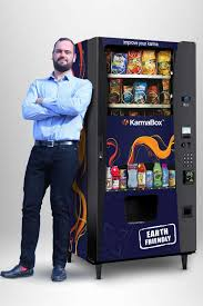 Healthy Vending Machines Houston Unique KarmaBox Vending Expands Healthy Snack Machines To Houston Market