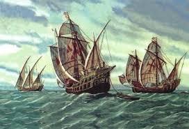 Resultado de imagem para Christopher Columbus' voyages