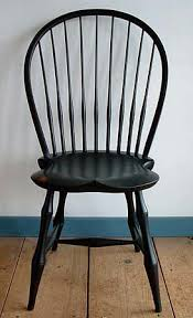 black windsor chairs. Windsor Chairs Chippendale Queen Anne Benches With Regard To Black Prepare 18