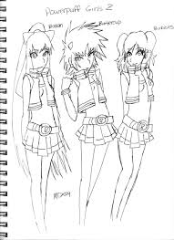 Powerpuff Girls Z Coloring Pages Google Search Sheet Chronicles