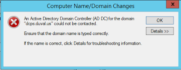 An Active Directory Domain Controller Ad Dc For The Domain